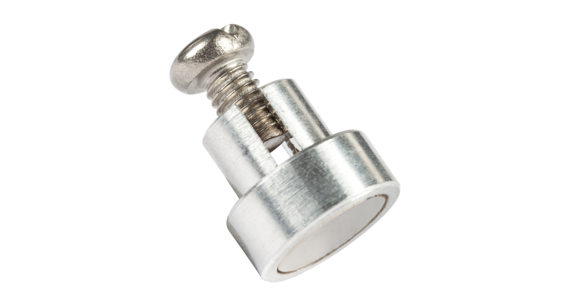RFR Computer-Eikemagnet sølv